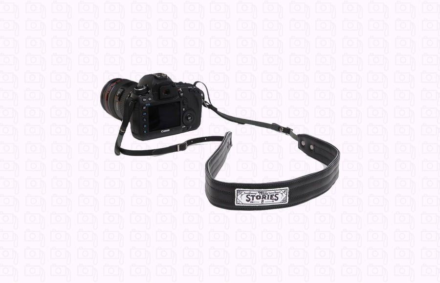 The ONA Sahel neck strap is a quality product and great way to keep cameras safe.
