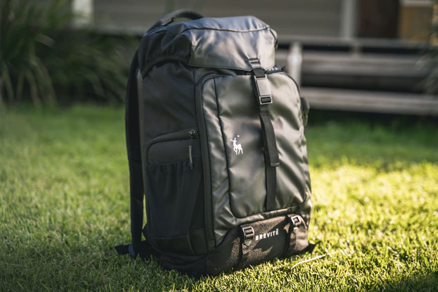 The Roamer II is a stylish and sleek camera bag that works as a fantastic everyday carry backpack as well.