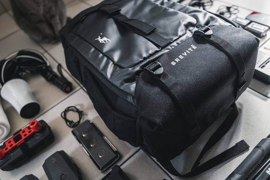 The Roamer II is a great combination of durability, usability, and storage capacity without overloading you with weight.
