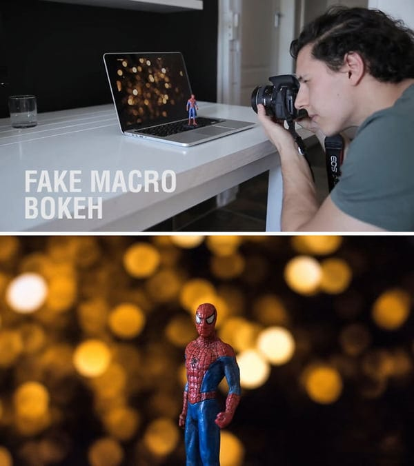 make diy light photography hacks