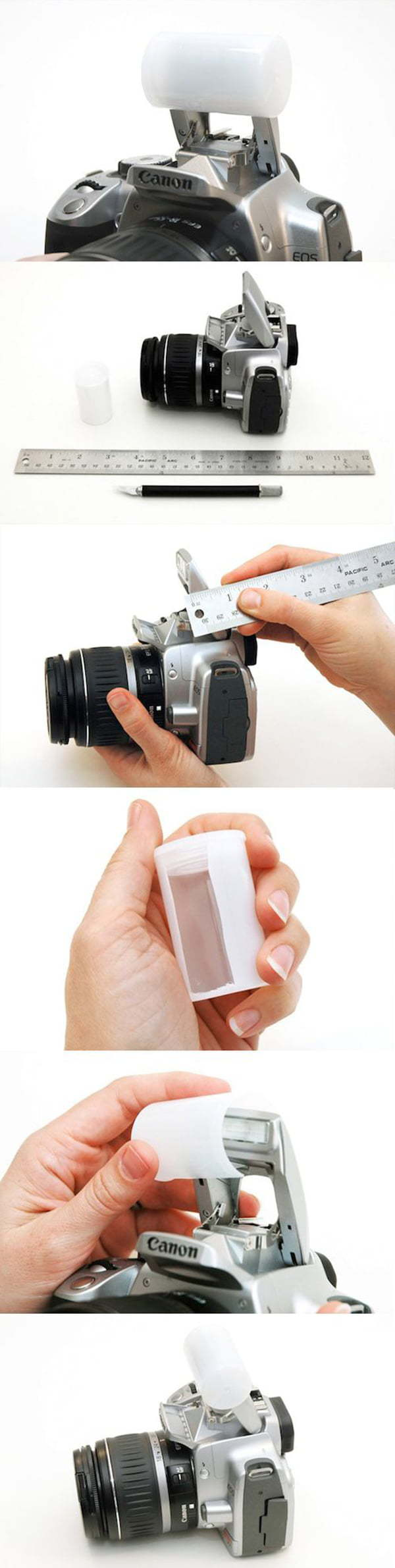 diy light flash