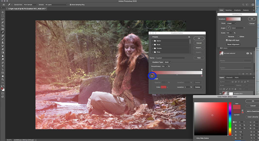 Photoshop is one of the easiest tools for getting great results on motion video or stills