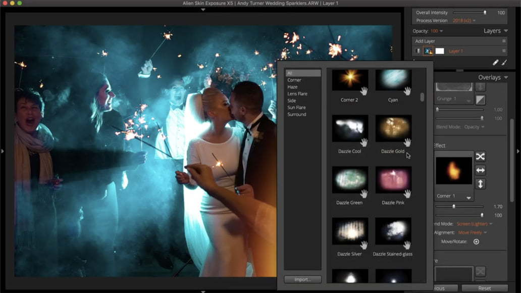 Exposure X5 is one of the best paid Lightroom plug ins