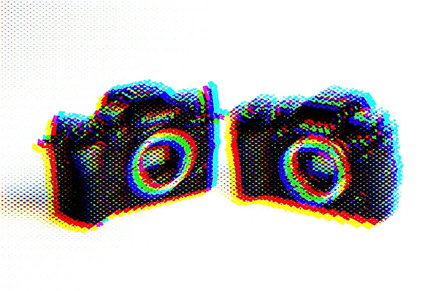 Cool glitch aesthetics can be created manually or with apps once you know the process.