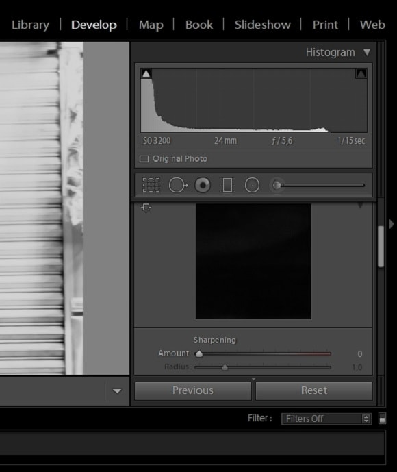 How to noise reduce on your image in Lightroom to fix grainy photos