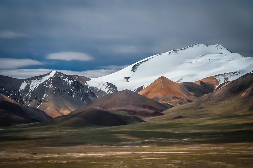 landscape format or landscape photography