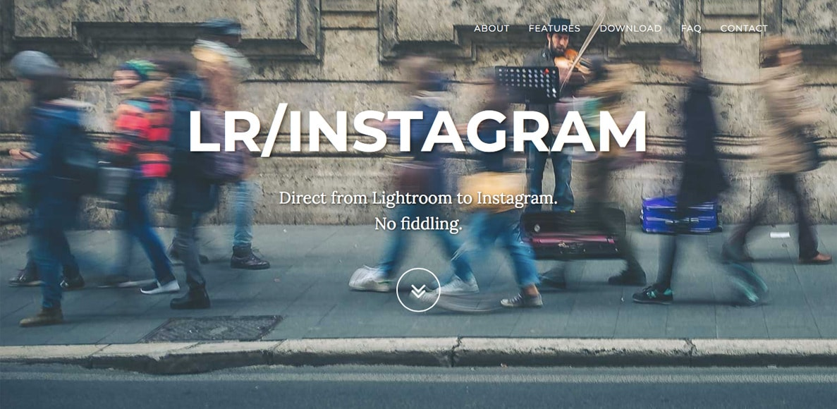 Turn your photographs into Instagram posts with this addon