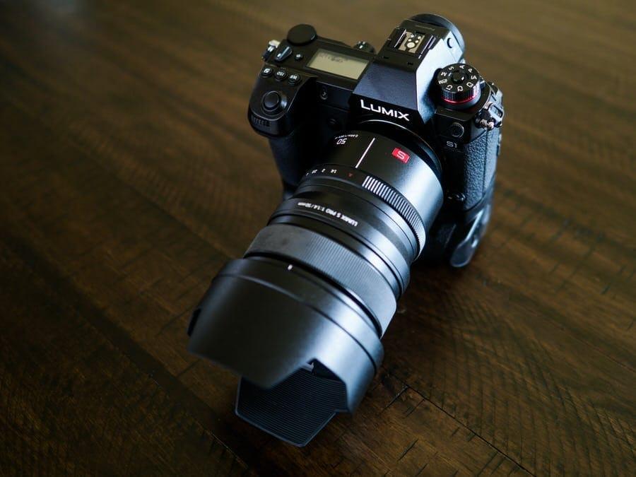Panasonic is an electronics company who also make compact cameras