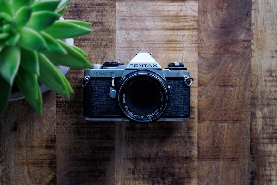 Pentax cameras are built for photographers by photographers
