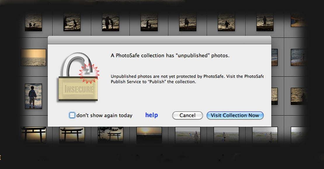 PhotoSafe free plugin