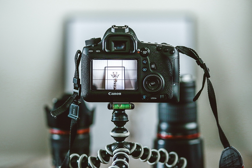 make sure used camera gear ready to sell