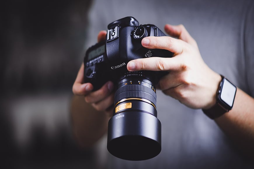 if you'd like to check how many shots you've already taken with your DSLR or mirrorless camera, you can upload a photo to a website that checks the Exif data of the image