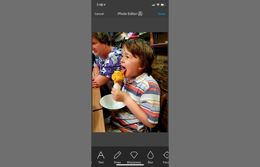 Remove blur and get your picture sharp. Apps to fix blurry pictures.