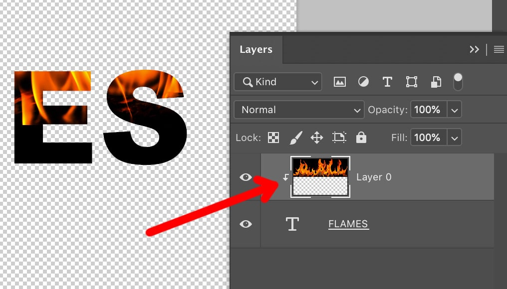 clipping mask photoshop shape tool with mask layer