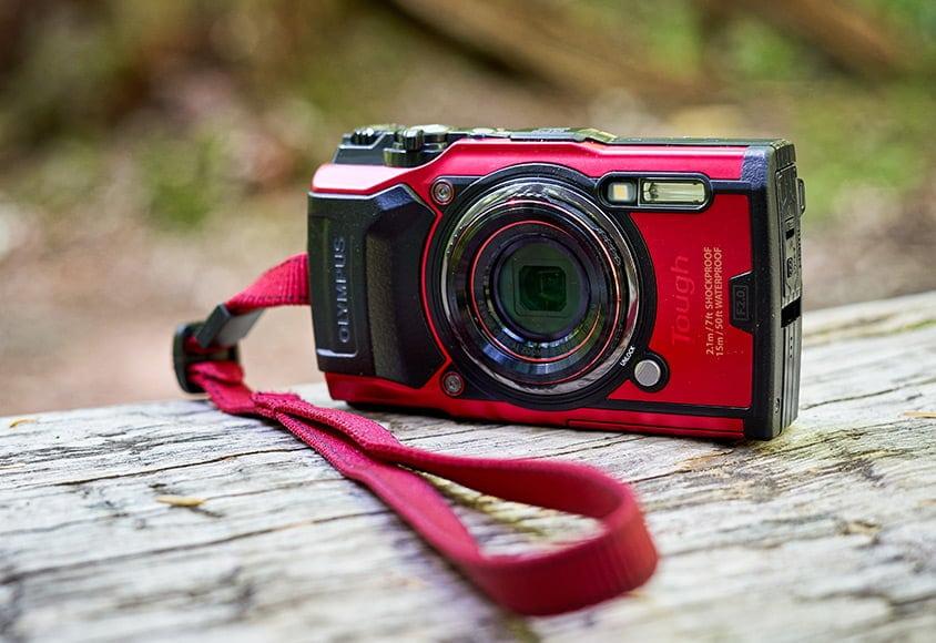 Olympus Tough Compact Camera