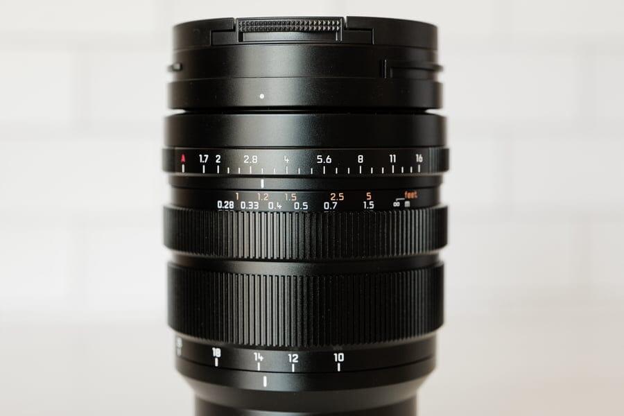 Panasonic Leica DG Vario-Summilux 10-25mm f/1.7