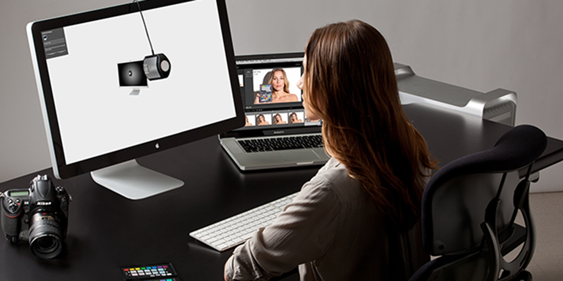 Screen calibration using tools like the X-Rite i1Display Pro will ensure that your images look the way you think they do.