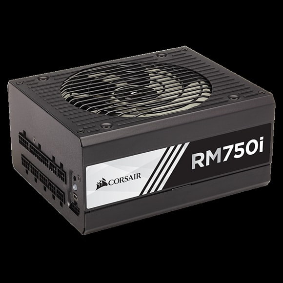Power supplies are not standard with cases and have to be purchased separately.