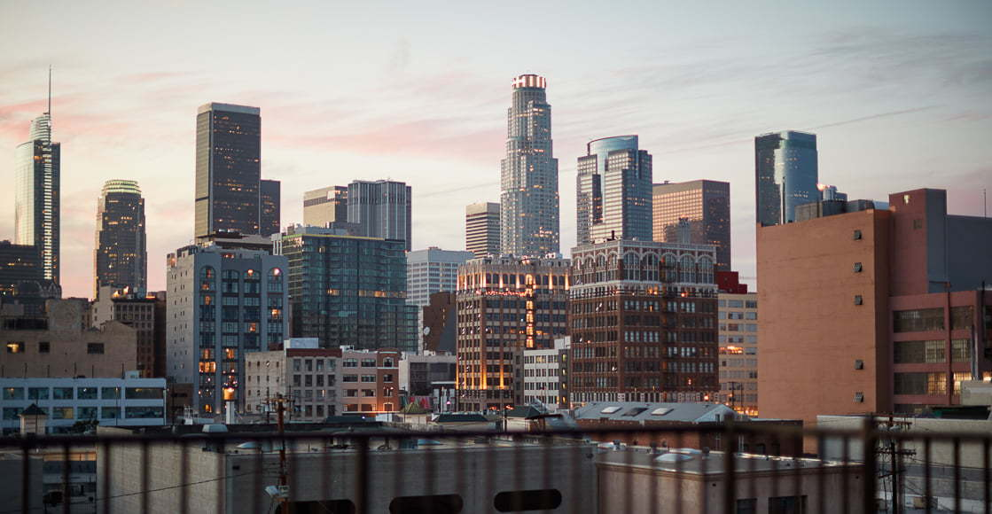 Cityscapes are similar to landscape photography. Rights reserved Greg Cromie.