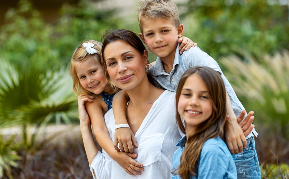Opportunities to create lasting memories for clients make family portraiture a desirable subject matter.