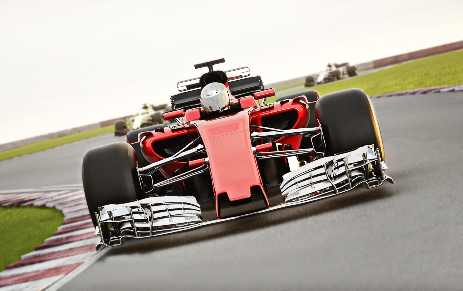 sports photographers capture cars