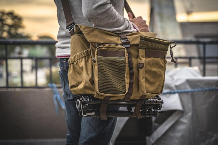 For the level of craftsmanship, durability, build quality, and how dynamic they are in their uses, the Pilot lightweight camera bags are great value.