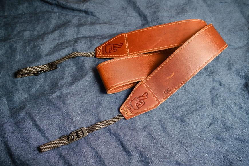 personalised strap