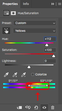 Make a hue saturation adjustment layer on your layer mask to white teeth on photoshop.
