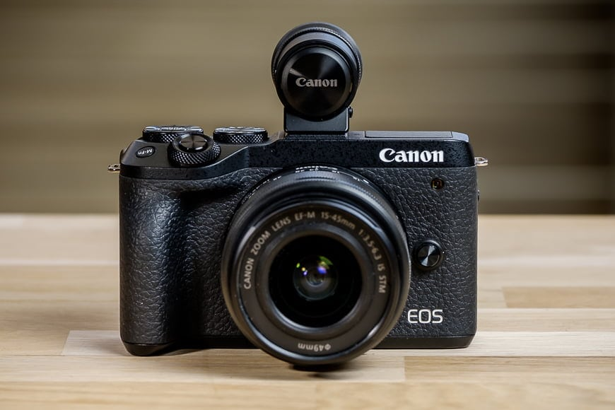 canon m6 mark II review