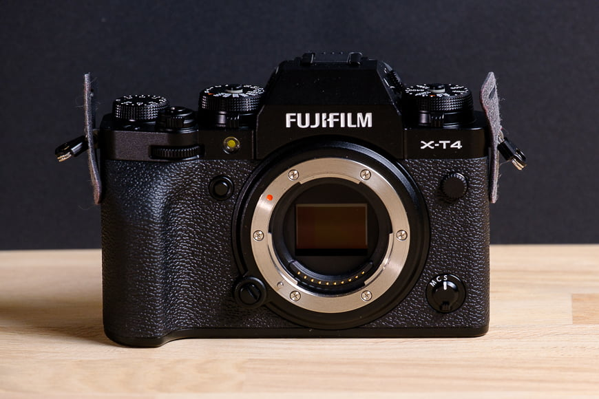 Camera from Fujifilm.