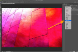 how to blend layers in photoshop