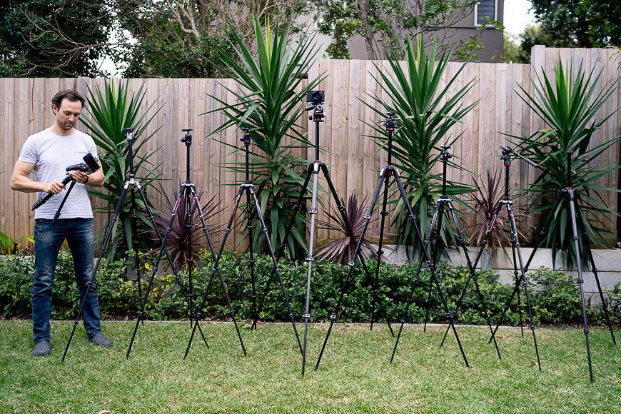 When shooting products for your business, a tripod will help nail the image even if you lack professional photography skills.