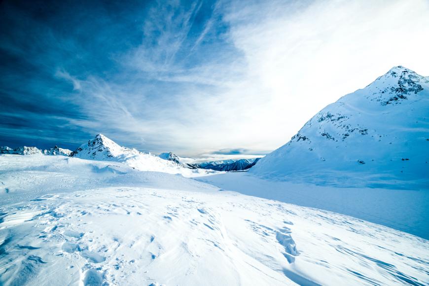 Snow photography tips: check your histogram