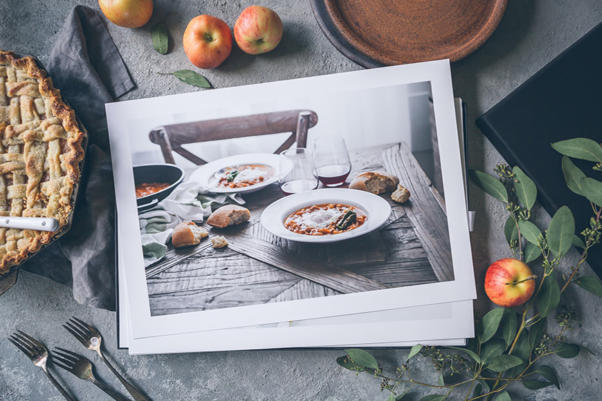 Make sure each photo in your portfolio is perfect