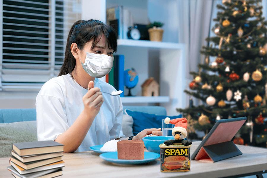 Student Christmas Dinner