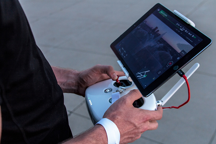 Learn the controls for obstacle avoidance to get smooth video footage.