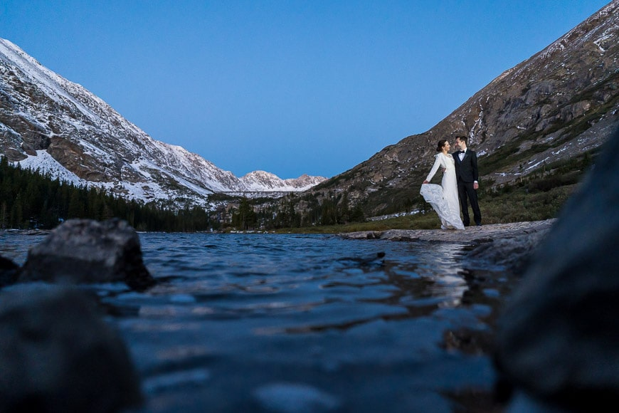 Wedding photography with the Sony 20mm f/1.8 lens