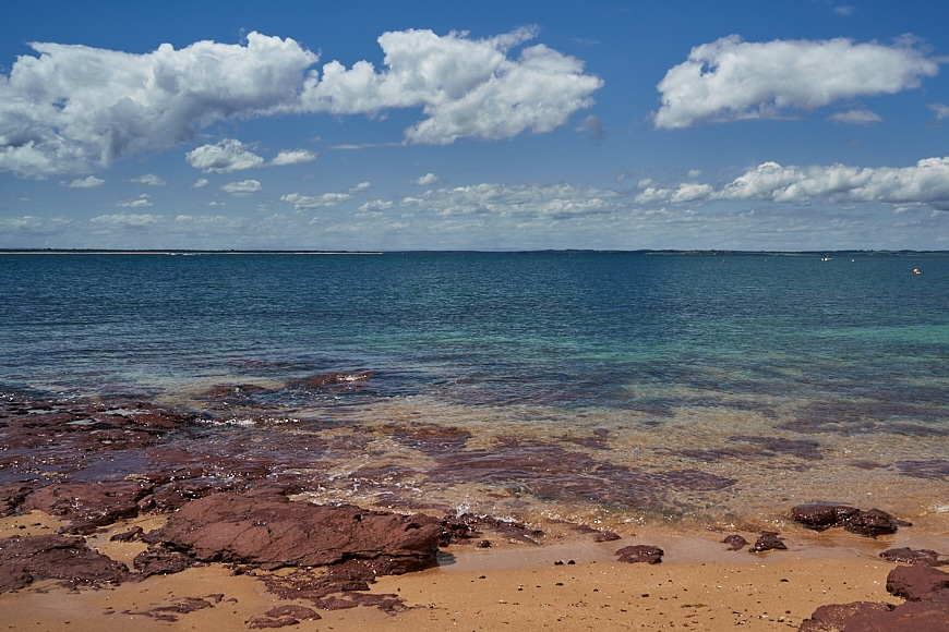 Beach photo shot with the Tamron 28-200mm f/2.8-5.6 Di III RXD