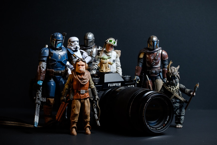 toy photography feature