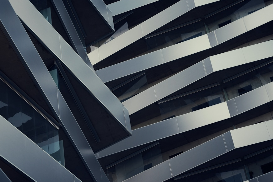 Architecture images can be an art form