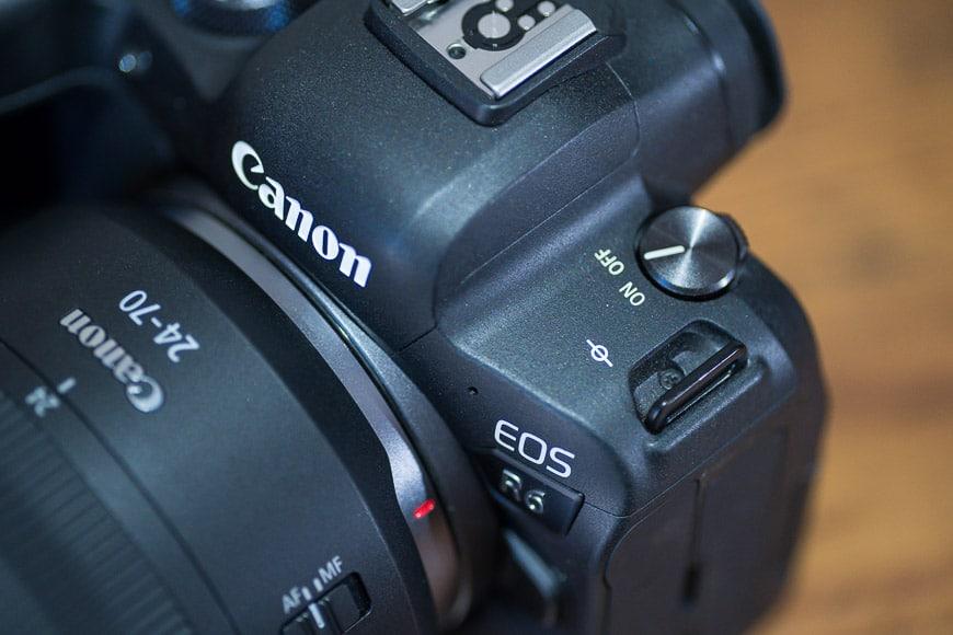 Canon EOS R6 + Canon 24-70mm f/2.8 RF