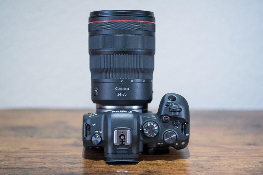 Canon EOS R6 + Canon 24-70 f/2.8 RF Lens