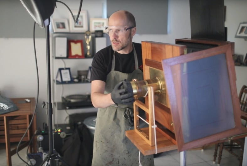 wet plate photography