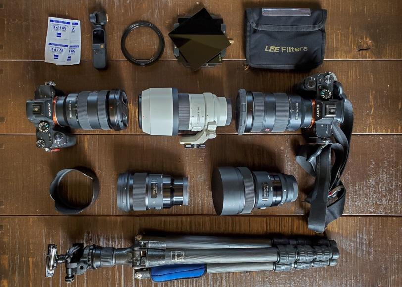 camera-gear-mountain-photography