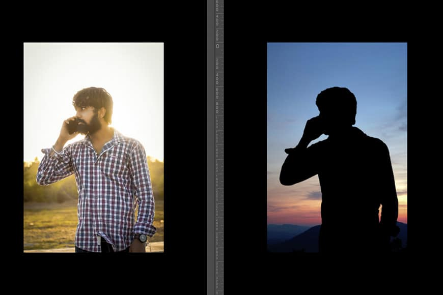 How to create silhouettes in photoshop