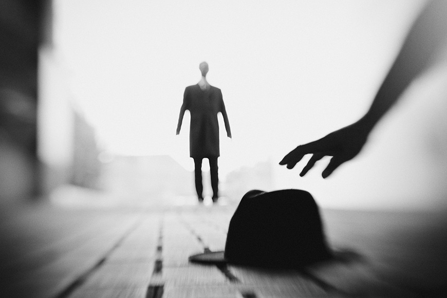 Unspoken Thoughts by Hengki Lee
