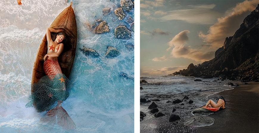 Surreal photos by Katrina Yu