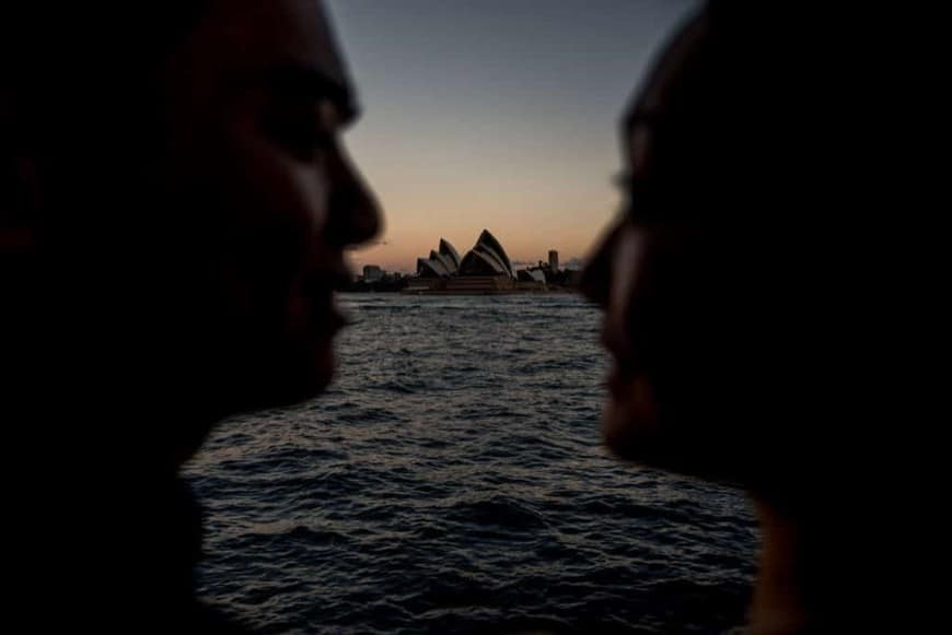 Sydney_Harbour_Engagement_Photography_