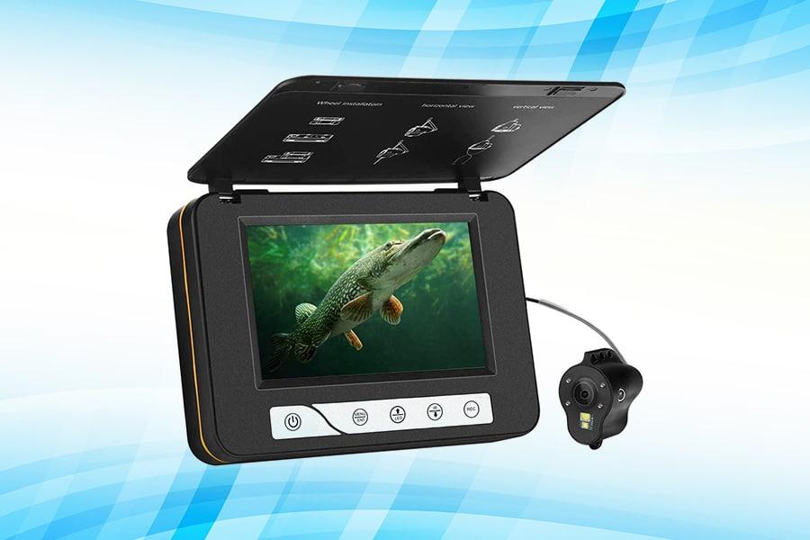 MOOCOR Infrared Underwater Fishing Camera
