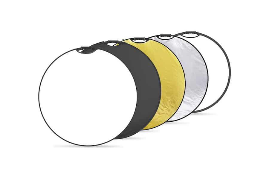 Neewer 5-in-1 Multi-Disc Reflector